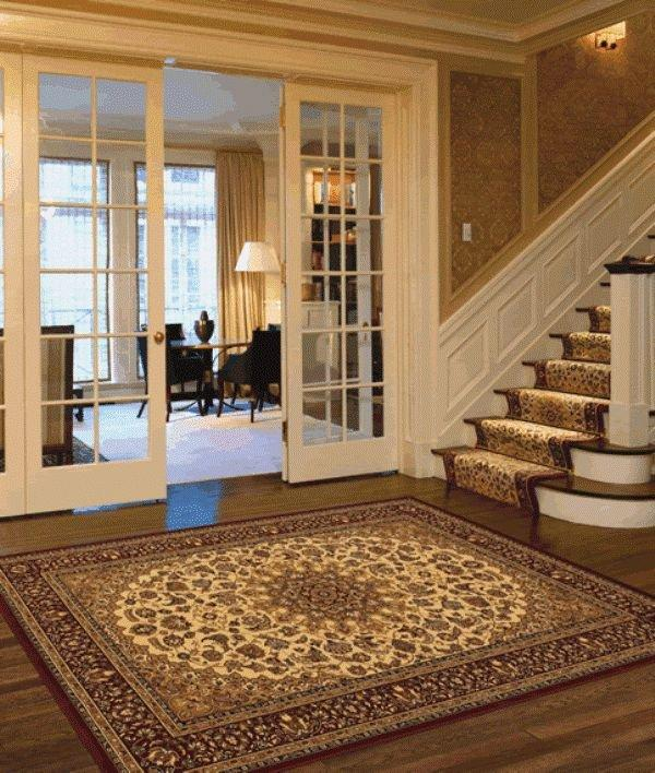 crown jewel rug runner
