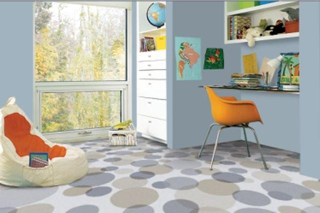 Tarkett Linoleum Floors For The Recreation Room